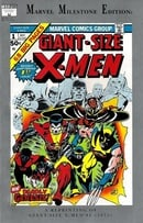 Mavel Milestone Edition Giant-Size X-Men #1