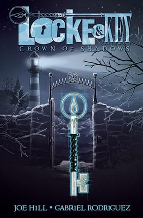Locke & Key, Volume 3: Crown of Shadows (Locke & Key)