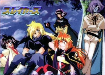 The Slayers: Next