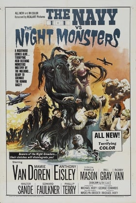 The Navy vs. the Night Monsters
