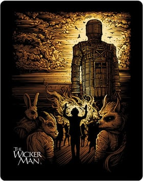 The Wicker Man (1973) - 3-Disc 40th Anniversary Edition