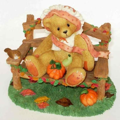 Cherished Teddies: Cathy -