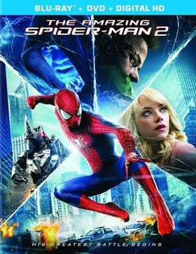 The Amazing Spider-Man 2 (+ DVD and UltraViolet Digital Copy)