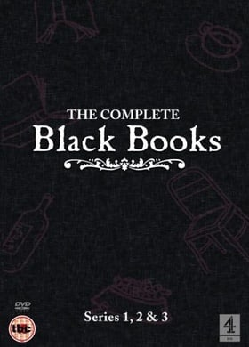 Black Books                                  (2000-2004)