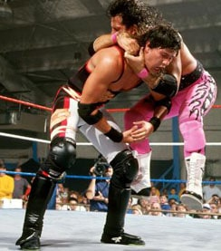 Bret Hart vs. 123 Kid (7/11/94)