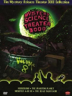 Mystery Science Theater 3000 Merlin's Shop of Mystical Wonders