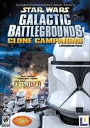 Star Wars: Galactic Battlegrounds - Clone Campaigns (Expansion)