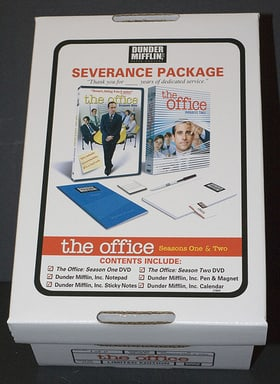 The Office - Severance Package (Seasons 1 & 2 Gift Set)