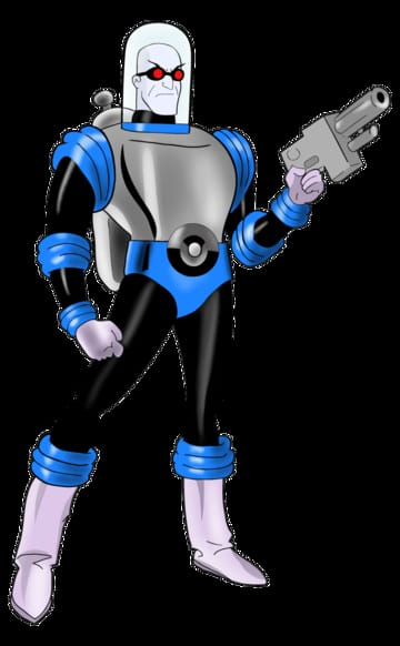 Mr. Freeze (DC Animated Universe)