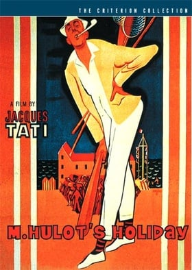 M. Hulot's Holiday - Criterion Collection