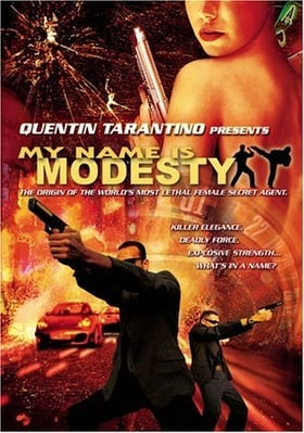 My Name Is Modesty: A Modesty Blaise Adventure                                  (2004)