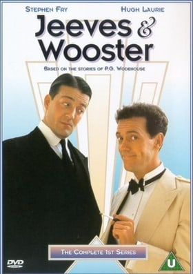 Jeeves & Wooster: The Complete First Series