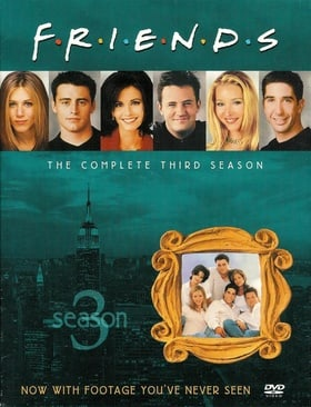 Friends - Complete Season 3 - New Edition