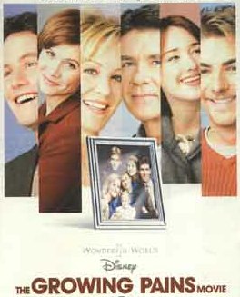 """""""The Wonderful World of Disney"""" The Growing Pains Movie"""