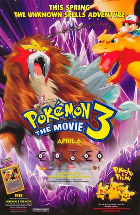 Pokemon: Kesshoutou no Teiou Entei (2000)