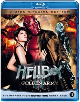 Hellboy II: The Golden Army (2-Disc Special Edition) [Blu-ray]