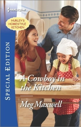 A Cowboy in the Kitchen (Hurley's Homestyle Kitchen #1)
