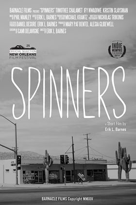 Spinners                                  (2014)