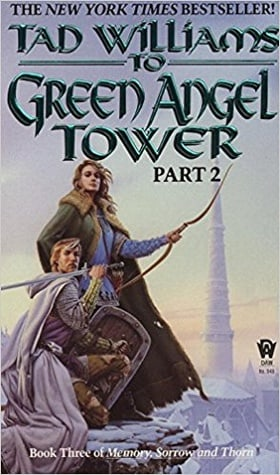 To Green Angel Tower, Part 2 (Memory, Sorrow and Thorn)