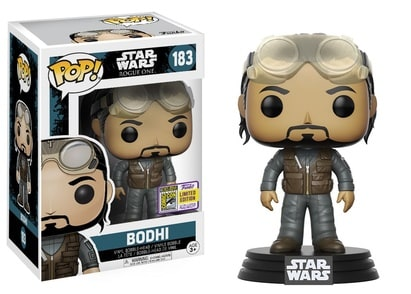 Funko POP! Star Wars: Rogue One - Bodhi Rook (SDCC Exclusive)
