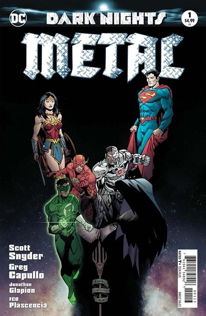 Dark Nights: Metal (2017)