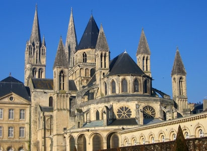 Abbey of Saint-Étienne, Caen