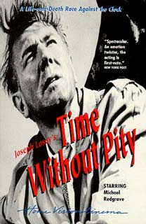 Time Without Pity                                  (1957)