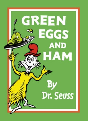 Dr. Seuss Classic Collection - Green Eggs and Ham