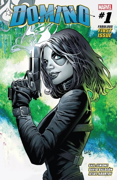 Domino (2018 3rd Series) #1-ong Marvel 2018 - 2019