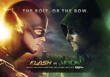 Flash vs Arrow / The Brave and the Bold
