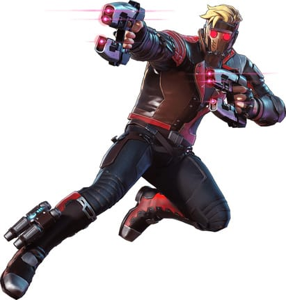 Star-Lord (Ultimate Alliance)