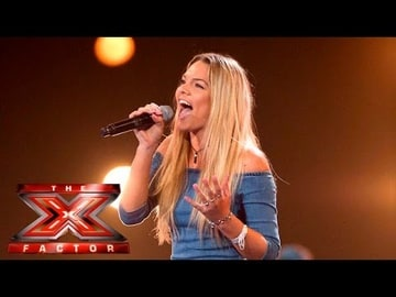Louisa Johnson - And I Am Telling You - X Factor 2015