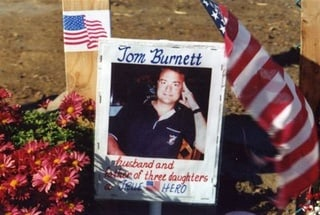 Tom Burnett pictures and photos