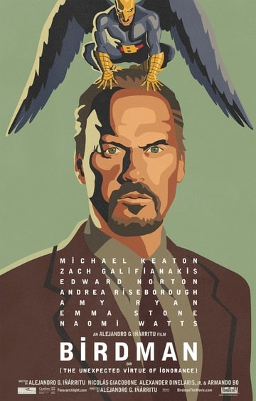 Birdman: or (The Unexpected Virtue of Ignorance)