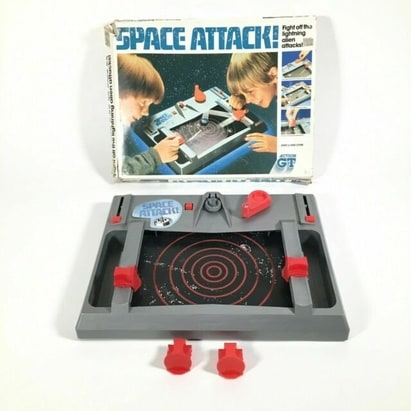 Space Attack!