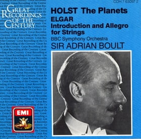 Holst - The Planets. Elgar - Introduction & Allegro