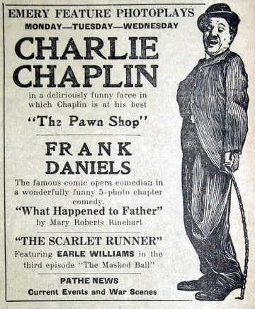 The Pawnshop (1916)