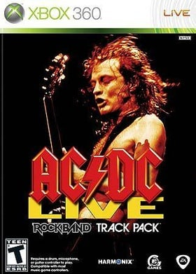 AC/DC Live: Rock Band Track Pack
