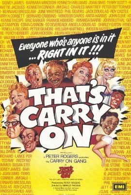 That's Carry On!