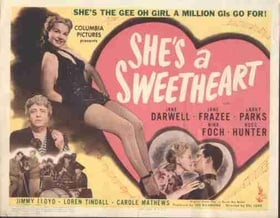 Image result for images of janes frazee in she's a sweetheart