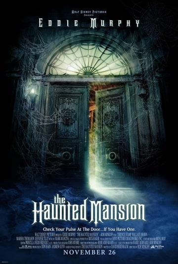The Haunted Mansion                                  (2003)