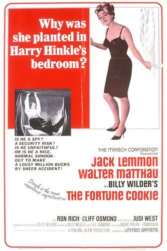 The Fortune Cookie                                  (1966)