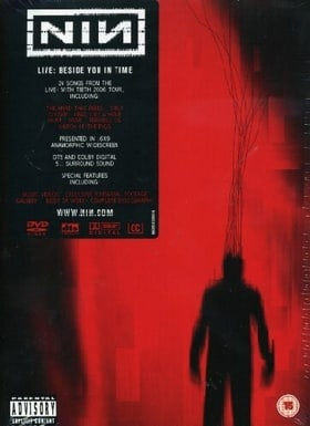 Nine Inch Nails - Beside You In Time   [NTSC]