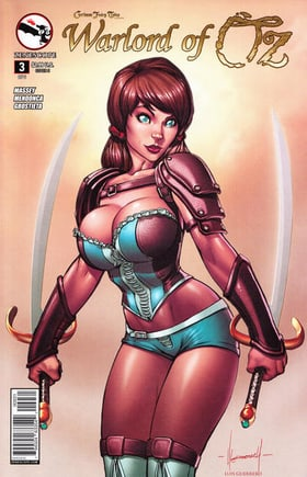Grimm Fairy Tales Presents: Warlord of Oz