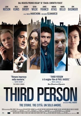 Third Person                                  (2013)
