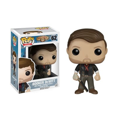 BioShock Infinite Pop! Vinyl: Booker DeWitt
