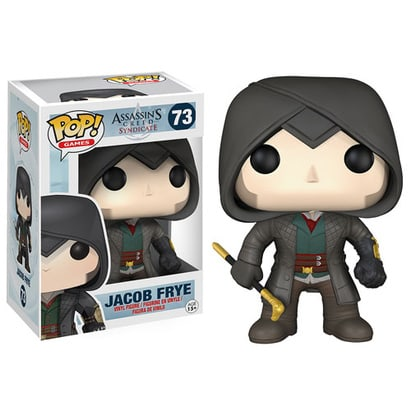 Assassin's Creed Syndicate Pop! Vinyl: Jacob Frye