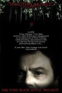 The Tony Blair Witch Project (2000)